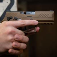 アメリカ海兵隊が新ハンドガンSIG M18の部隊配備を開始