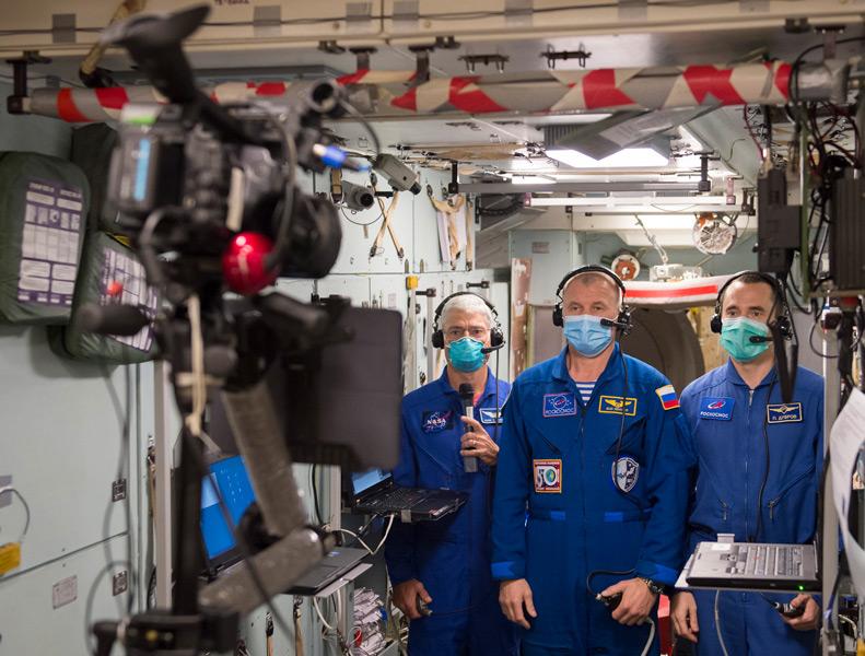 国際宇宙ステーションでどう生活する?宇宙飛行士たちの訓練風景