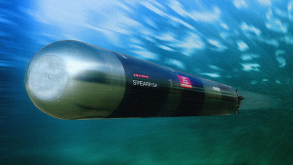 イギリス海軍の新型魚雷 対水上艦試験を終え戦力化へ前進 | おたくま ...