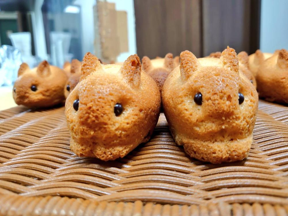 見つけた人はラッキー? 偶然から生まれたうさぎのパン屋さんの「ラッキーノウサギ」