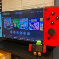 パパからの「巨大Nintendo Switch」のプレゼントに子供も大喜び