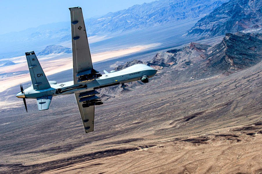 アメリカ空軍 上限7700億円で無人機MQ-9調達5年契約を締結