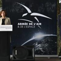 フランス空軍が「航空宇宙軍」に衣替え 新しいロゴマークも発表
