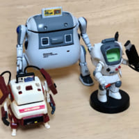 「スーファミ」「ファミコン」「ゲームボーイ」をロボット模型で…