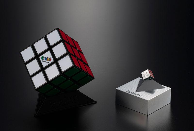 日本発・世界最小「極小ルービックキューブ」が発売決定 日本価格は18万円