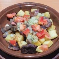 ラム肉にきのこ…「サイゼリヤ」の秋のグランドメニューを食べて…