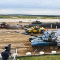 戦車バイアスロン世界選手権2020はロシアが2冠達成 第2…
