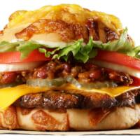 バーガーキング「チリアグリービーフバーガー」発売 チーズバン…