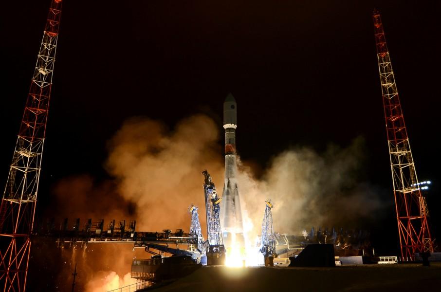 第3世代のロシア版GPS「GLONASS-K」3号機打ち上げ成功