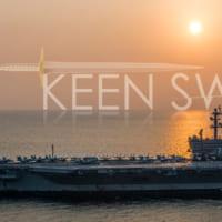 恒例の日米共同訓練「キーンソード」始まる 11月5日まで