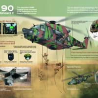 フランス政府 軍特殊部隊用にNH90ヘリコプターを10機発注
