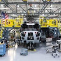 アメリカ海兵隊 CH-53Kヘリコプターを追加発注