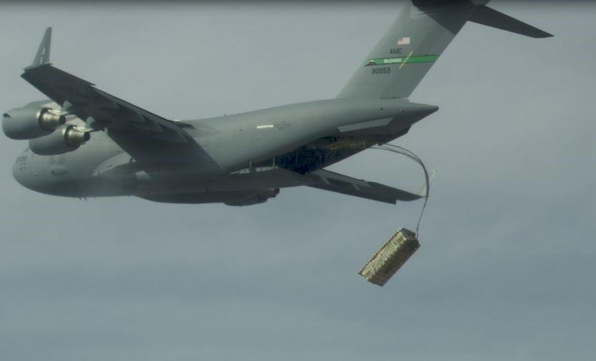 アメリカ空軍が輸送機への攻撃能力付加を検討 試験は第4段階へ ...