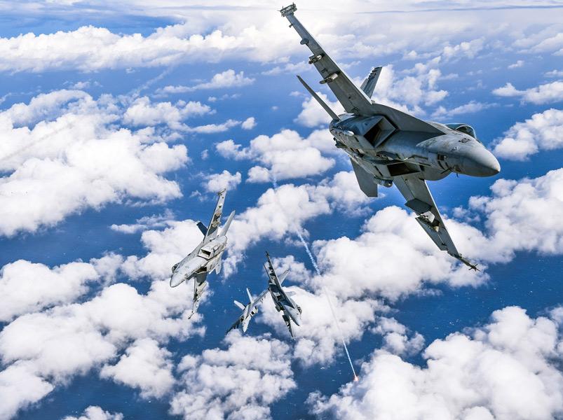 アメリカ海軍と海兵隊が年間航空死亡事故ゼロを達成 なんと98年ぶり2度目