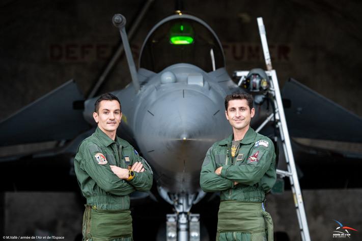 フランス航空宇宙軍に新たなディスプレイチーム「ヴァトゥー・ブラボー」誕生