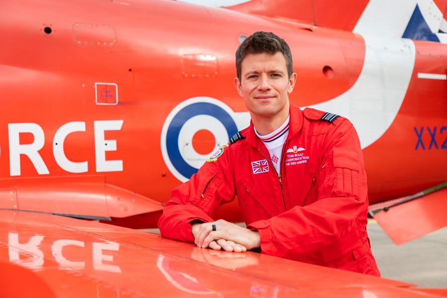 イギリス空軍レッドアローズ 2021年シーズンからの新編隊長発表