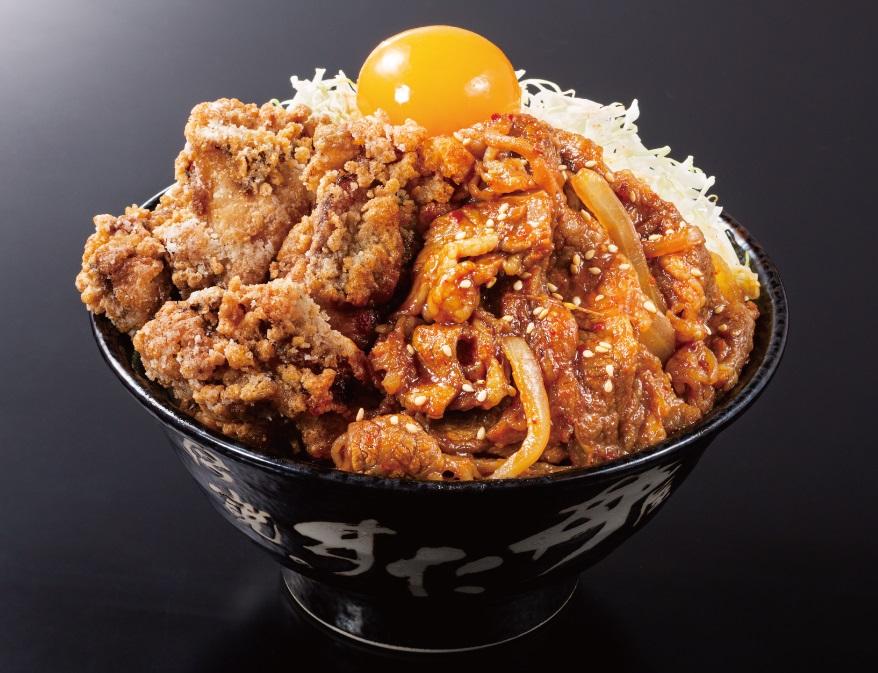すた丼屋が「GoToMeatキャンペーン」 ボリューム満点の丼3種を期間限定販売