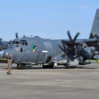 アメリカ空軍 ガンシップAC-130J訓練基地をニューメキシ…