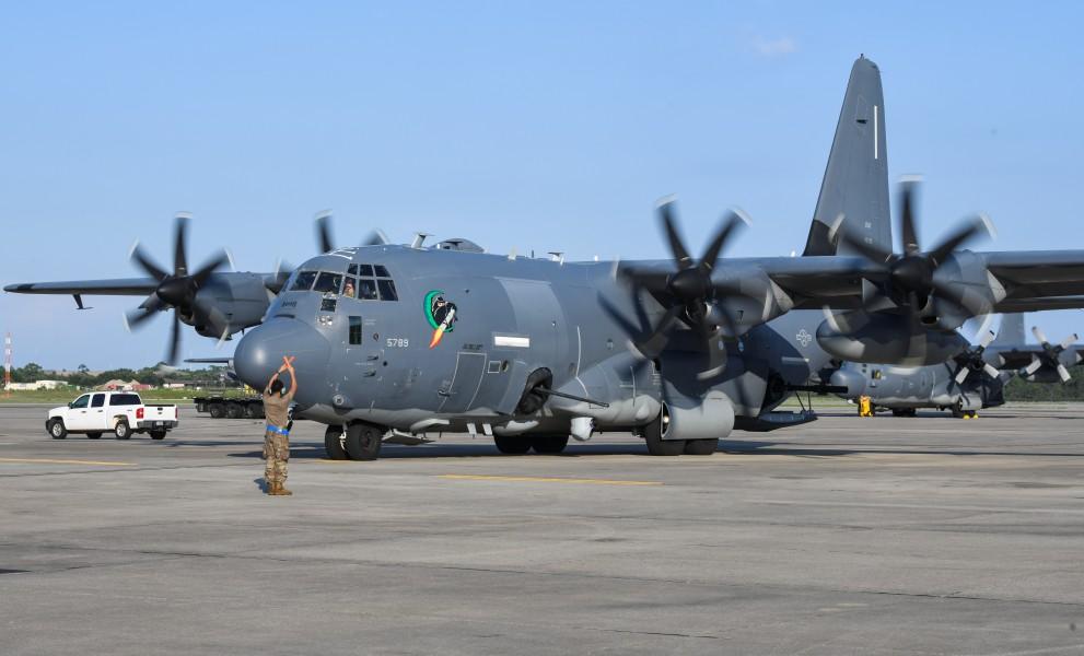 アメリカ空軍 ガンシップAC-130J訓練基地をニューメキシコ州に移転