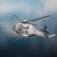 ドイツ海軍 新しい艦載ヘリコプターとしてNH90…
