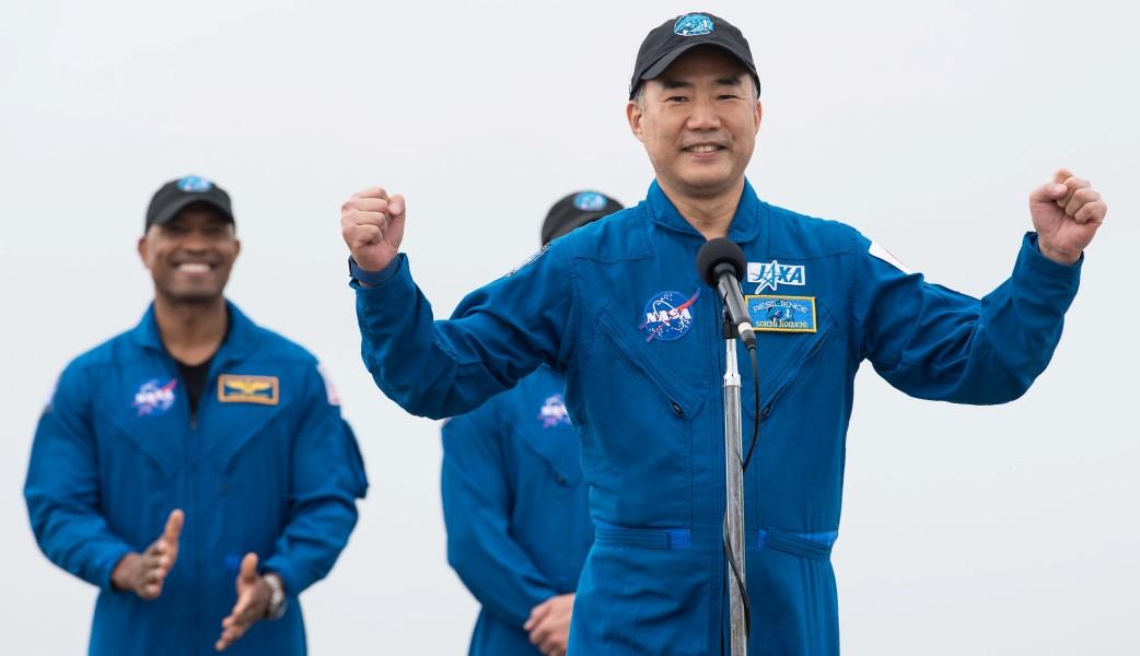JAXA野口さん搭乗のクルードラゴン NASAが打ち上げ承認