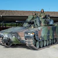 スイス陸軍歩兵戦闘車Spz 2000 近代化改修を正式発注