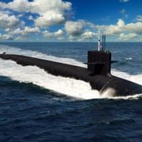 アメリカ海軍次期戦略ミサイル原潜コロンビア級 1…