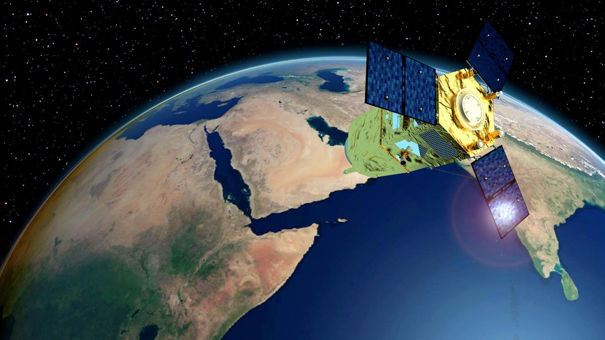 UAEの光学情報収集衛星「ファルコンアイ2」打ち上げ成功