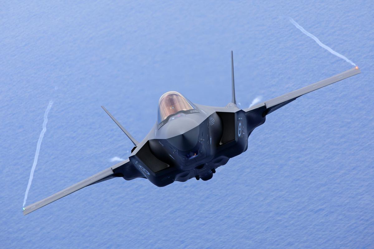 オーストラリア空軍F-35Aが初度作戦能力を獲得