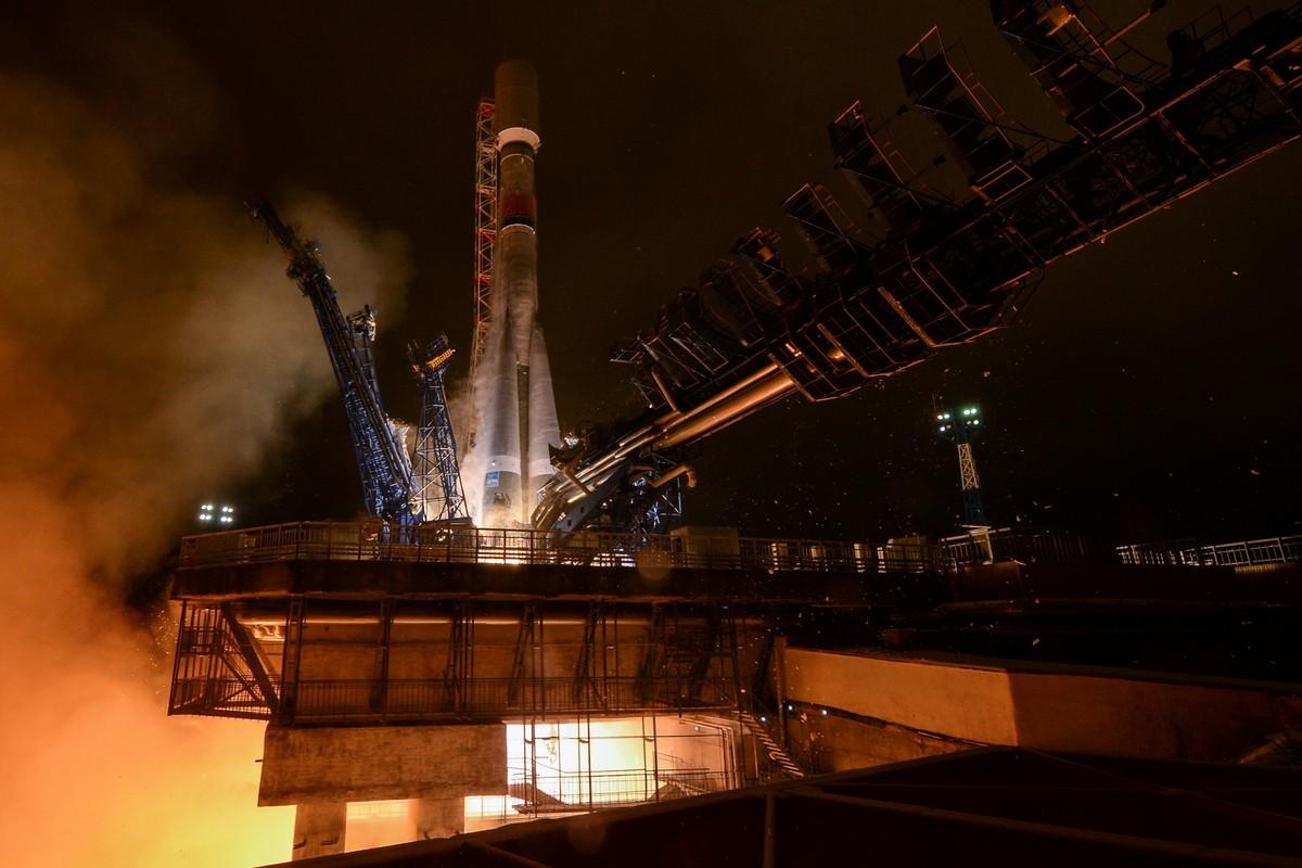 ロシアの通信衛星「Gonets-M」と軍事衛星「ERA-1」打ち上げ成功