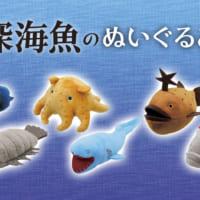 クオリアよりカプセルトイ「深海魚のぬいぐるみ」が発売 リュウ…