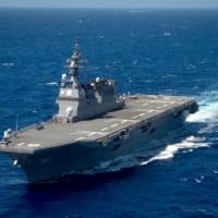 海上自衛隊護衛艦ひゅうが 初めてフランス潜水艦を相手に日米仏…