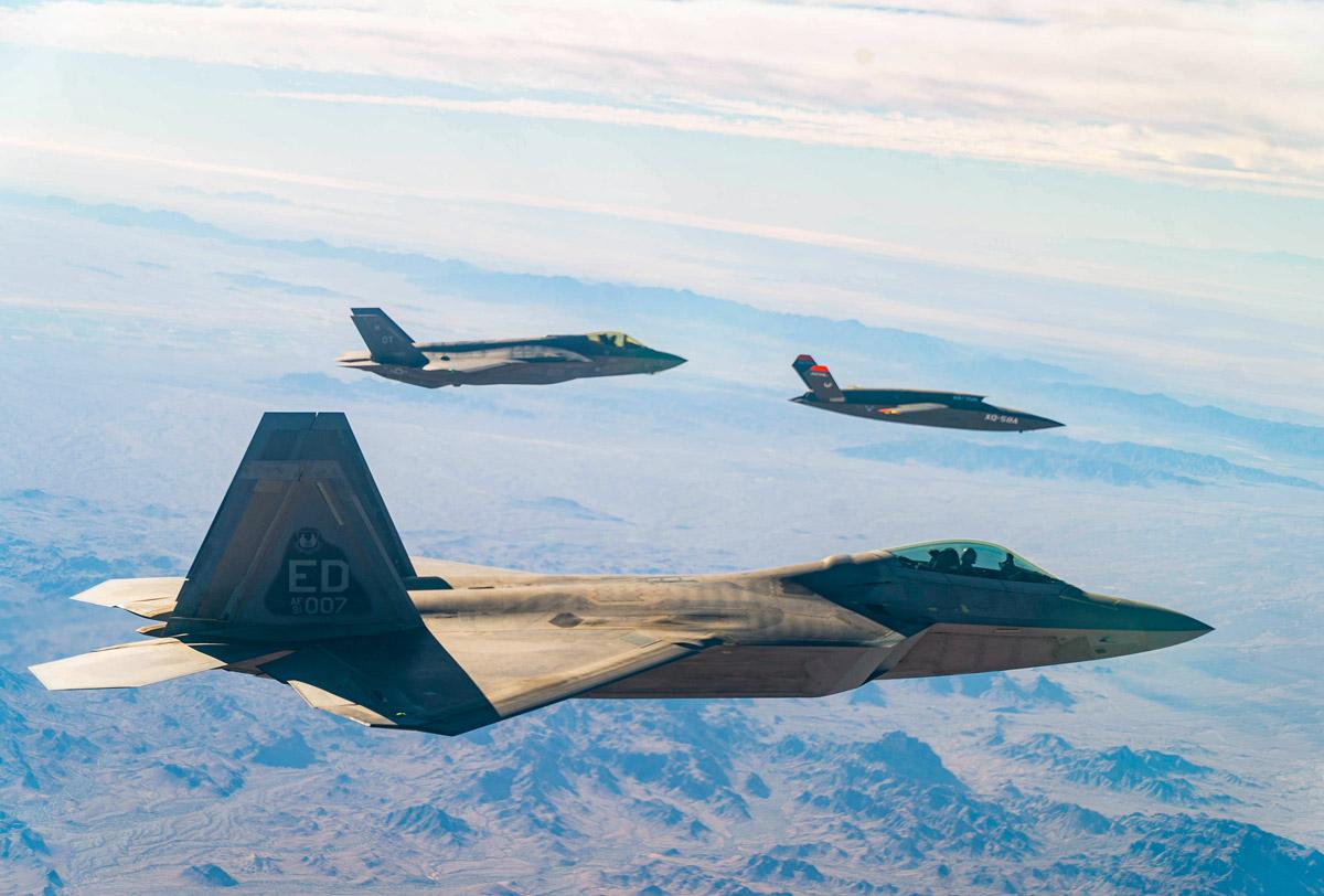 アメリカ軍の新インターネット通信「GatewayONE」第5世代戦闘機での実験成功