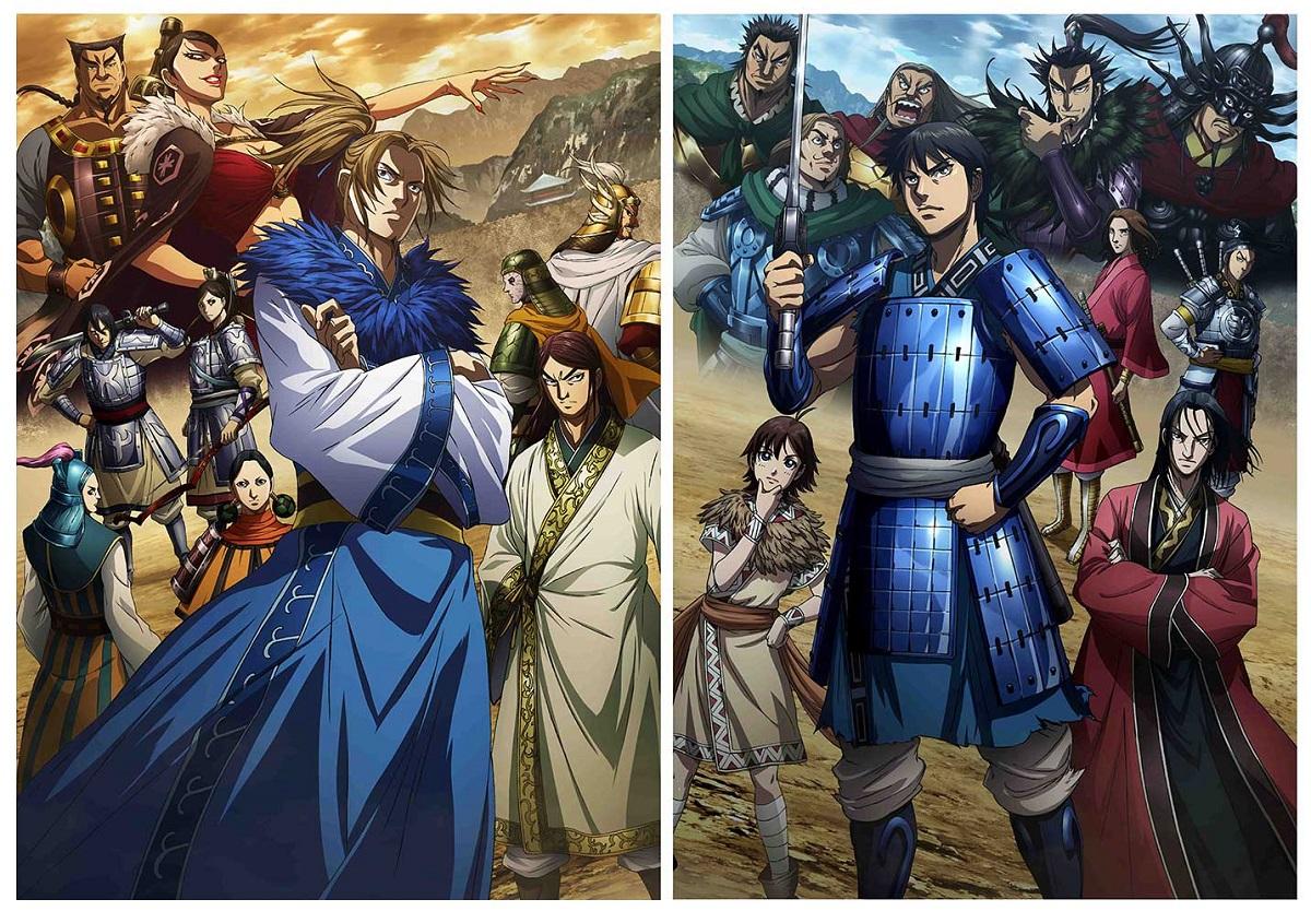 アニメ「キングダム」が2021年4月放送再開