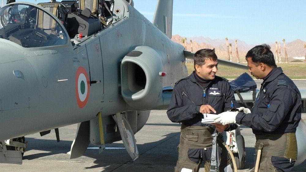 インド空軍のホーク(Image:BAEシステムズ)