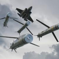 イギリス政府 F-35用の「群れで飛ぶ」小型巡航ミサイルSP…