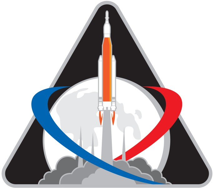 「アルテミスI」のミッションパッチ(Image:NASA)
