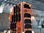 オランダ初の軍事衛星「Brik-II」(Image:オランダ国防省)