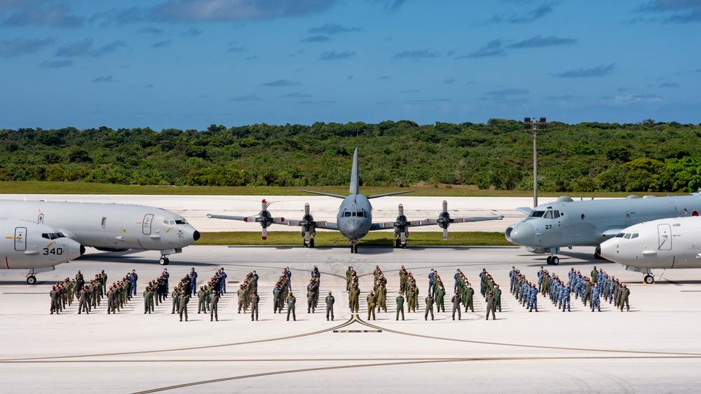 「シードラゴン2021」参加部隊と航空機(Image:U.S.Navy)