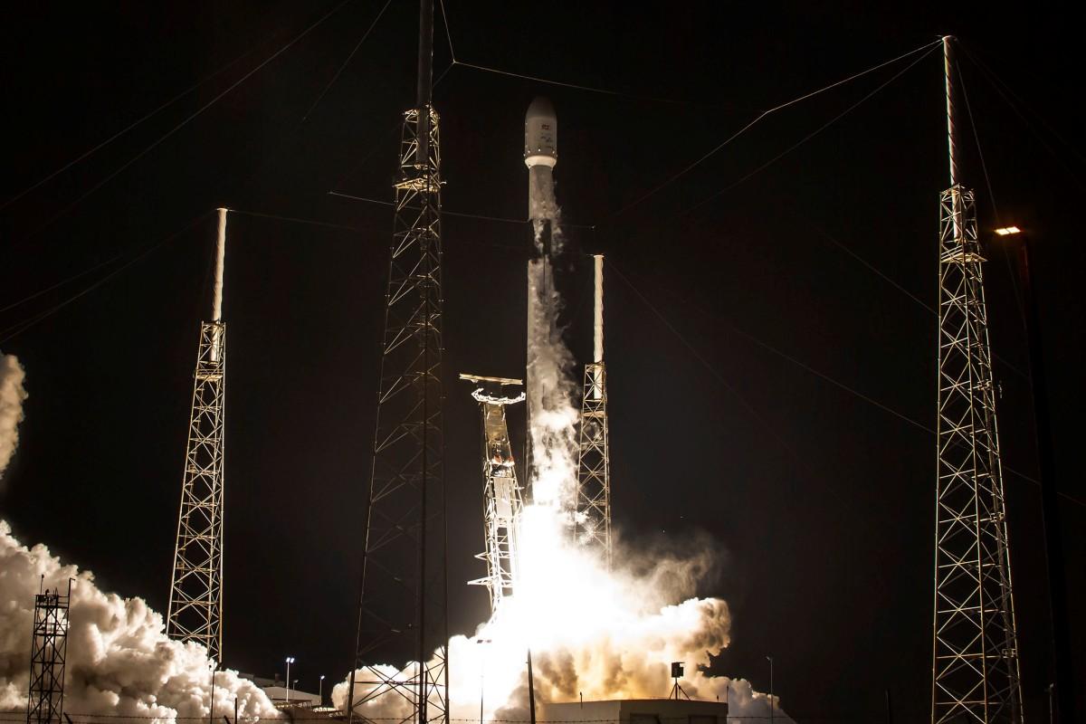 トルコの放送衛星トルコサット5A スペースXにより打ち上げ成功