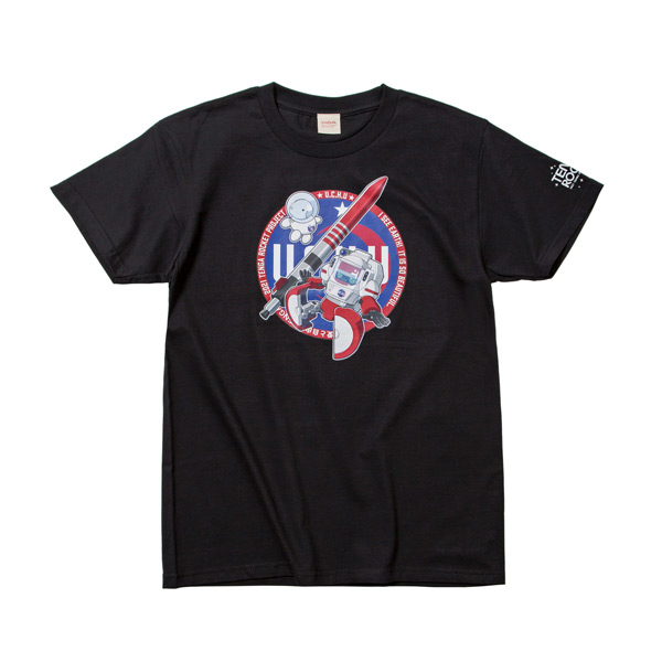 TENGAロケットTシャツ
