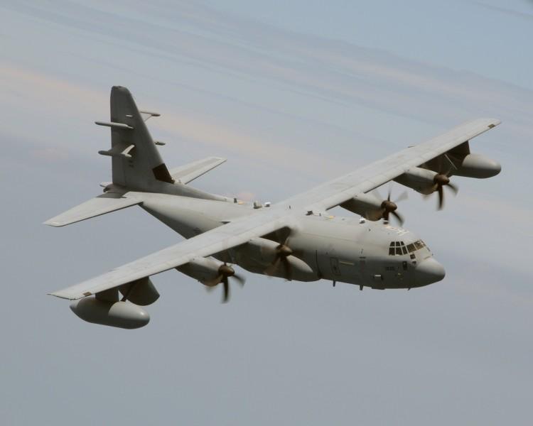 第193特殊作戦航空団が運用するEC-130J(Image:USAF)
