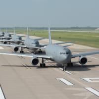 アメリカ空軍 空中給油機KC-46Aの第7次生産分15機を…
