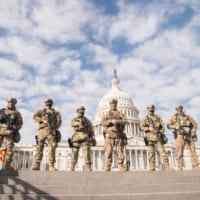 大統領就任式警備の州兵「不適切なコメントや文章」などで12名…