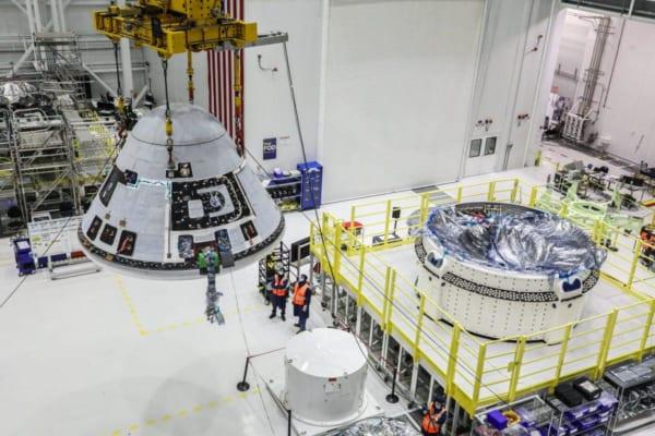 ボーイングの宇宙船「スターライナー」第2回試験飛行は4月2日以降打ち上げ