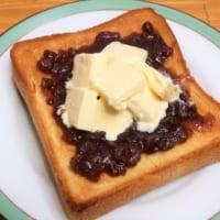 これは悪魔のおいしさ「かじるバターアイス」で小倉トースト