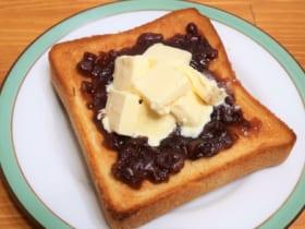 「かじるバターアイス」の小倉トースト(Swind/神凪唐州さん提供)