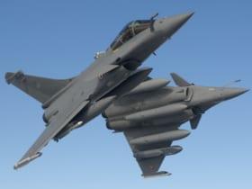 フランス航空宇宙軍のラファール(Image:ダッソー・アビアシオン)