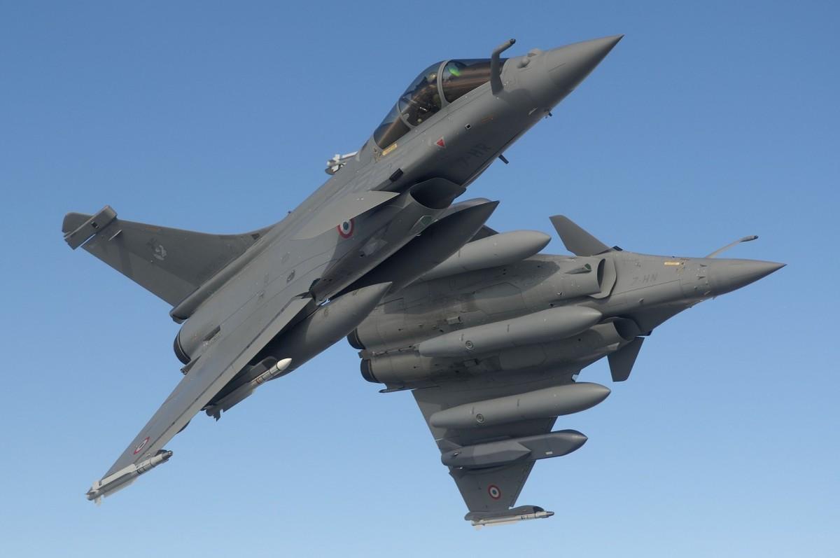 フランス ギリシャに引き渡すラファール中古機の代替分12機を発注