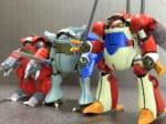 昭和の名作アニメ「聖戦士ダンバイン」を平成の人気作品「メカトロウィーゴ」にて再現した作品がTwitterに浮上。